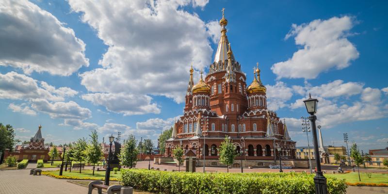 Видео про Ижевск по заказу компании Федерация