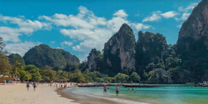 Съемка в тайланде